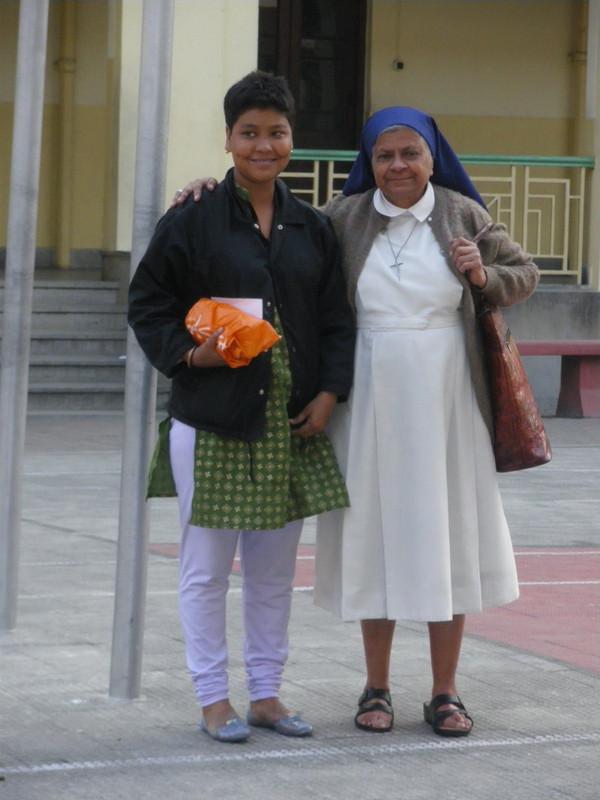 fondation de Mère Térèsa